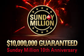 """Sunday Million"""